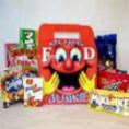 Birthday Snack Gift - junk Food Gift Box