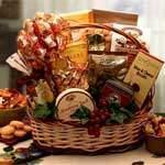 Bountiful Gourmet Gift Basket