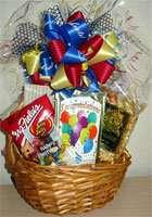 mini celebratioin gift basket