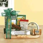 Gourmet cheeseboard gift