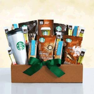 Starbucks Coffee Gift Box