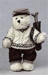 Golfing bear for your favorite golfer