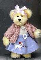 Sock Hop Bear from 50's
