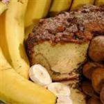 Banana Walnut Coffee Cake