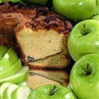 Granny Smith Apple Coffee Cake