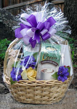 Flagstaff Property Management on Pampered Lady Sunflower Gift Basket Thinking Of You