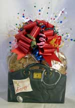 Get Well cookies gift box