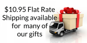 $10.95 Flat Rate Shipping