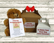 Bear Hug Gift Box - Teddy Bear Hugs
