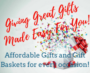Giving Great Gifts Made Easy with Creative Gifts