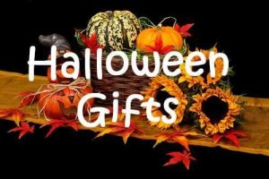 Halloween gifts delivered