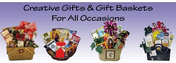 Gift Baskets & Creative Gifts for all occasions