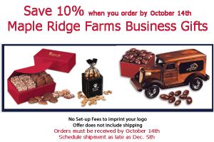 Maple Ridge Farms - Save 10%