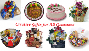 Gift Baskets and Gifts for all occasion
