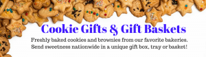 Cookie gifts and gift baskets - Creative cookie gifts