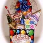 Birthday celebration sampler