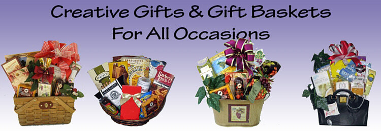 Unique gift baskets for all occasions