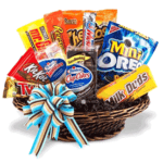 Snack Food Gift Basket