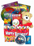 Kids Birthday Activity Gift Box