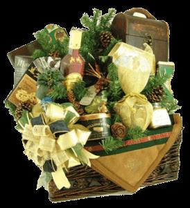 Designer of the Year Award winning gift basket