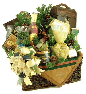 Creative Gifts to Go - Designer of the Year Award winning gift basket