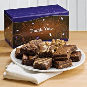 Thank You Brownies