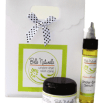 natural eye serum and cream
