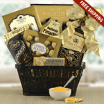 Delightful Gourmet Gift Basket