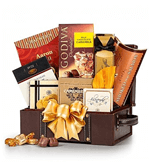 Gourmet Treasure Gift Basket