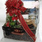 holiday picnic gift basket
