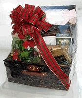 holiday picnic gift basket