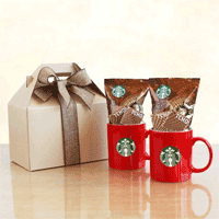 Starbucks Coffee Care Package