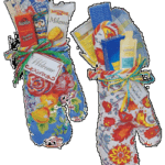 Oven mitts apartment welcome gift