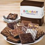 brownie gifts with logo