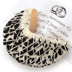 oreo cookies & cream fortune cookie