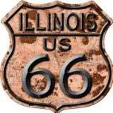 Buy route 66 signs