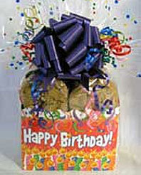 Birthday Cookies Delivered & Shipped