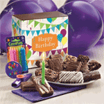 Birthday Brownie Party in a Box