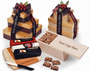Maple Ridge Farms logoed gifts