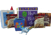birthday goodie gift box