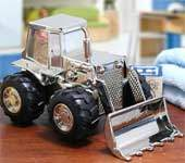 Personalized Tractor Bank