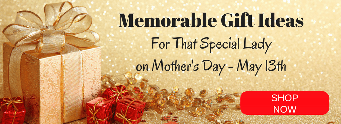 Creative memorable mothers day gifts are here!