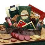 Holiday gourmet tray
