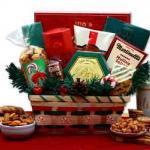 Taste of the Holidays gift basket