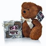 teddy bear with oreos