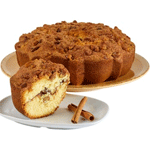 Cinnamon Walnut <br> Coffee Cake
