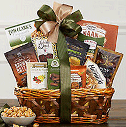 Top rated gourmet gift basket