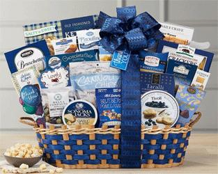 Thank You Gourmet Gift Basket