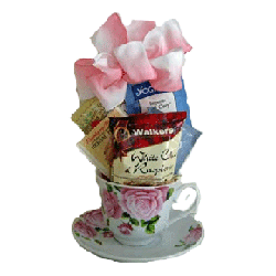 Tea cup gift
