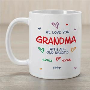 Grandma Loves You Coffee Mug